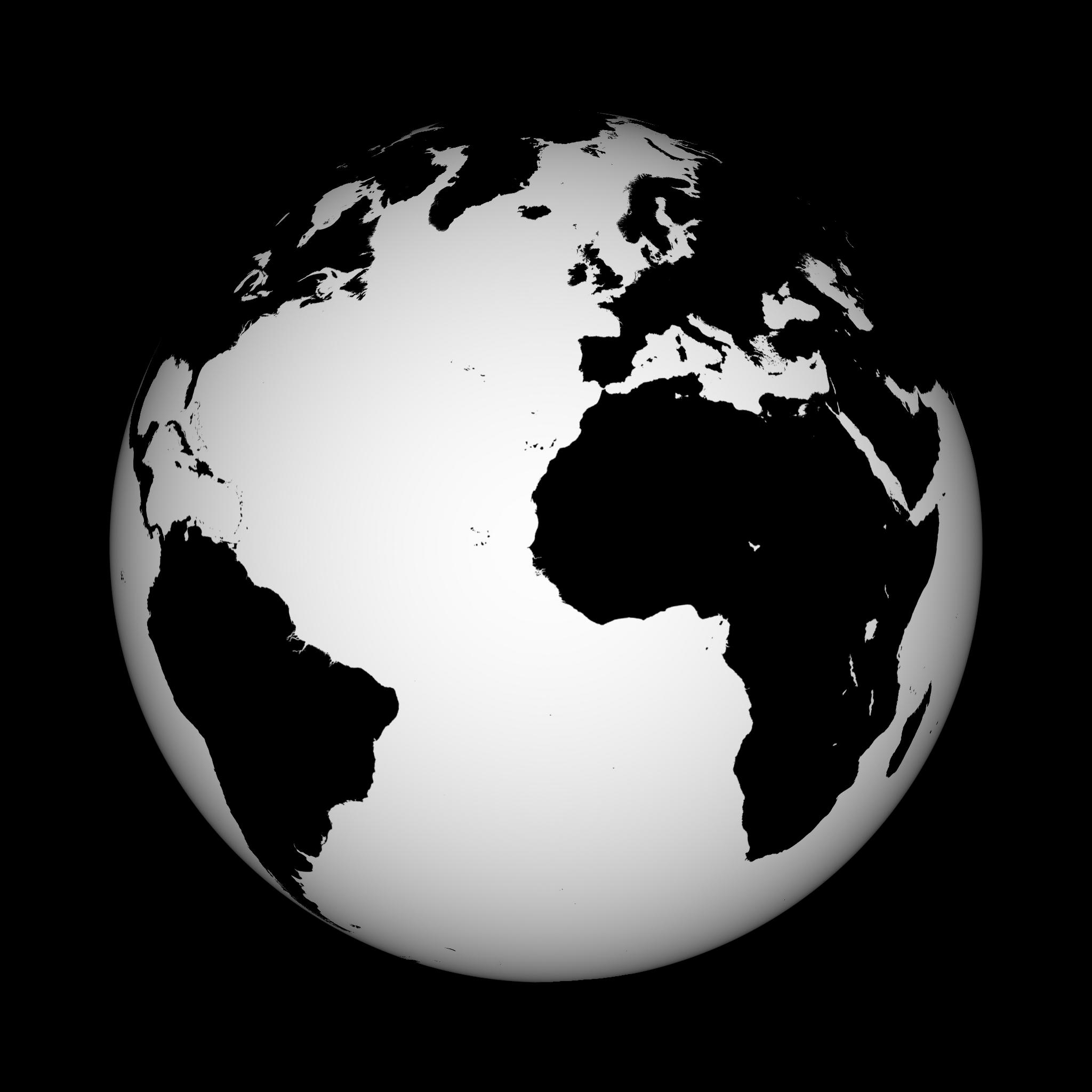 при картинка земли черно-белое отредактированные фотографий затерялись